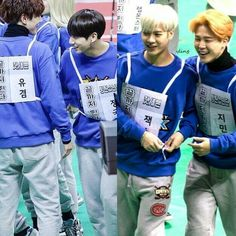 Yugyeom, Jackson and Jungkook, Jimin (BTS) Got7 Jackson, Jackson Wang, K Pop, Oppa Gangnam Style, Fandom Kpop, Music Is My Escape, All The Things Meme, Bts And Exo, Yugyeom
