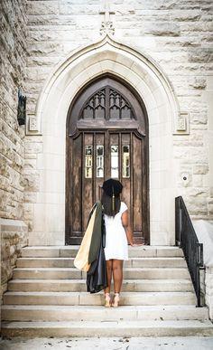 Graduation — Audie J. Photography Girl Graduation Pictures, Graduation Picture Poses, Grad Pics, Phd Graduation, Studio Lighting Setups, Law School, Photography, Picture Ideas, Inspiration
