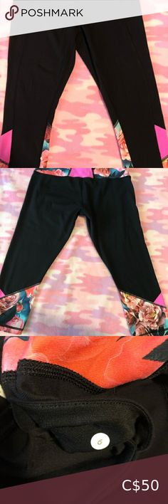 Lululemon Embody Crops Lululemon Embody crops. Secret garden/ black rare print Size 6 Luon. MR waist measures 16 inches Inseam 19 inches VGUC. Just because they are older . I see nothing wrong with them Smoke free / Pet friendly home Cross posted Next day shipping. SALE. 5.00 price drop from 50 to 45. Cad funds lululemon athletica Pants & Jumpsuits Leggings Polka Dot Leggings, Blue Leggings, Tight Leggings, Leggings Are Not Pants, Colorful Leggings, Fashion Joggers, Leggings Fashion, Plus Fashion, Fashion Tips