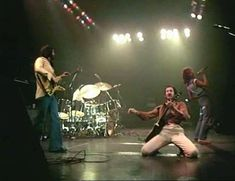 The WHO - I did get to see them with Kenny Jones on drums in 1982, but ANY tour with Keith Moon would have been epic.