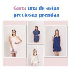 Gana una de estas preciosas prendas ^_^ http://www.pintalabios.info/es/sorteos-de-moda/view/es/4671 #ESP #Sorteo #Moda