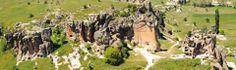 Yazılıkaya, Eskişehir Yazılıkaya (lit. 'inscribed rock'), Phrygian Yazılıkaya, or Midas Kenti (Midas city) is a village in Eskişehir Province, Turkey known for its Phrygian archaeological remains and inscription mentioning Midas. The ancient remains are sometimes called the Midas Monument or Midas City and were formerly identified as the tomb of MidasYazılıkaya is about 27 km south of Seyitgazi, 66 km south of Eskişehir, and 51 km north of Afyonkarahisar.