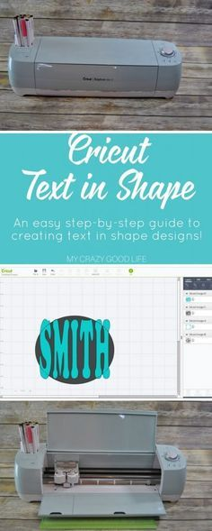 Creating fun and easy Cricut text in shape designs is easier than ever with this step-by-step guide. Perfect for holidays, gifts, and more!