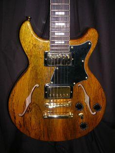 Seventy Seven Guitars ALB-MGC