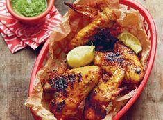 Tandoori Chicken, Chicken Wings, Treats, Fresh, Ethnic Recipes, Vietnam, Indie, Sweet Like Candy, Goodies