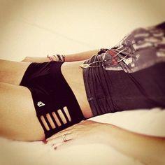 I want these! Cool Outfits, Summer Outfits, Fashion Outfits, Fasion, California Outfits, Bikinis, Swimwear, Swimsuits, Bikini