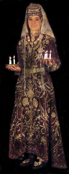 Turkish Traditional and bridalwear  ELAZIG...Cayda cira..