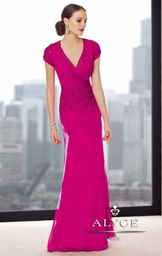 Alyce Paris 29696 Dress - MissesDressy.com   love this; wish it came in more colors