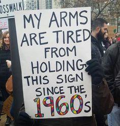 (120) #WomensMarch h