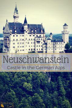 Neuschwanstein Castle in southern Bavaria, Germany | Submerged Oaks