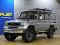 1994 Toyota Land Cruiser Prado KZJ78W