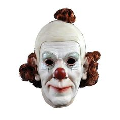 Nothing is more scary to adults than the sight of a Clown, in fact there is phobia for it called Coulrophobia. And nothing is creepier than the sight of an original Circus Clown from the classic Ringl