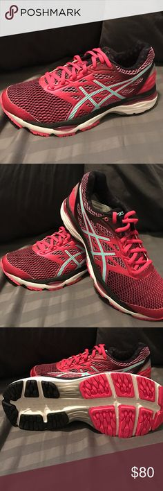 Women's Gel Cumulus 18 - Sample Women's Gel Cumulus 18 - Sample brand new please see pictures. Size 7 Asics Shoes Athletic Shoes