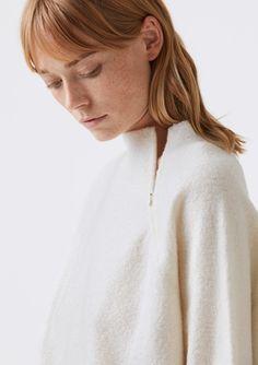 73f50d4c0d Echo Sweater - Off White - Hope STHLM