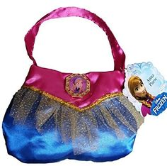 Disney Frozen Anna's Gliter Purse * You can find out more details at the link of the image.