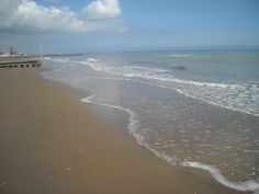 Beach in Lido di Jesolo Beach, Places, Water, Travel, Outdoor, Gripe Water, Outdoors, Viajes, The Beach