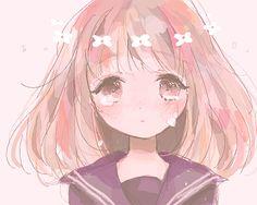 Imagem de anime, kawaii, and anime girl kawaii аниме арт, аниме e анимация. Manga Girl, Manga Anime, Moe Anime, Anime Chibi, Anime Girl Cute, Beautiful Anime Girl, Kawaii Anime Girl, Anime Art Girl, Anime Girls