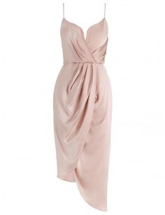 Sueded Silk Plunge Dress, from our Spring 16 collection, in Peony sueded silk. Draped detail through bodice and skirt. Fully boned bodice with wired plunge neckline and shoestring straps. Centre back zip closure, fully lined. Brown Cocktail Dresses, Pink Cocktail Dress, Pink Silk Dress, Silk Mini Dress, Silk Short Dress, Australian Designer Dresses, Plunging Neckline Dress, Plunge Dress, Party Wear