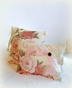 Wedding Favor.Greek Wedding Bomboniere Favors.Greek Wedding pillow Favors .Floral gift favors .Wedding gift favors.Stefana.Shabby Chic favor by RaniaCreations on Etsy
