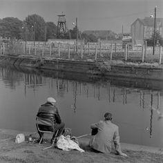 1962 - Westberlin an der Grenze zu Ostberlin