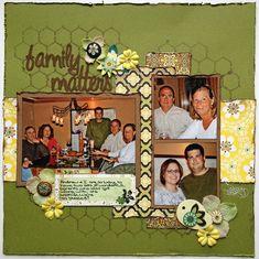 Family Matters - Scrapbook.com