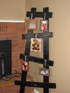 2x6 ladder frames