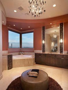 Southwest Contemporary 505 traditional bathroom