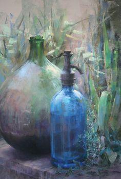 Claude Texier Pastel Gallery - Artist's Network