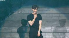170910 이종석 팬미팅 New Face 댄스 직캠 - YouTube