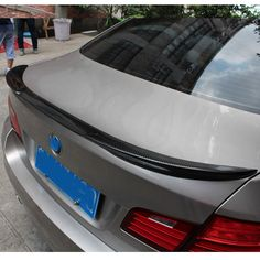M4 Style For BMW 5 Series F10 Carbon Fiber Rear Wing Trunk Spoiler 2010 - 2016  | eBay