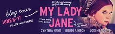 We've got a fun Character #Interview with Lady Jane Grey, King Edward VI, and Lord Gifford from MY LADY JANE by Cynthia Hand, Brodi Ashton, and Jodi Meadows today on Swoony Boys Podcast. Check it out and enter the #Giveaway