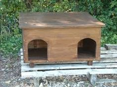 cabanes pour chat jardin - Google Search