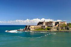 """Old San Juan"" Puerto Rico"