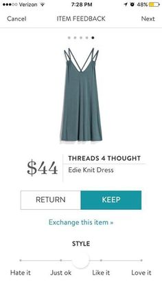 #stitchfix For your own personal stylist, check out the link below: https://www.stitchfix.com/referral/4932098?sod=w&som=c