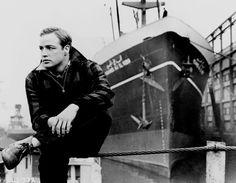 Marlon Brando, 1954 - On the Waterfront (Sindicato de Ladrões)