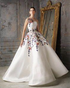 Mega geiles Hochzeitskleid