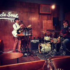 #commonkitchen #커먼키친 #unclesoul #엉클소울 #drums #bass #moog