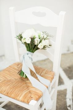 Katie and German: our beloved couple chose to get married in Paros. With extremely different backgrounds they decided on a fusion soft colors with a romantic theme. Got Married, Getting Married, Romantic Themes, Paros, White Ribbon, Something Beautiful, Soft Colors, Languages, Russia