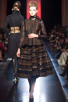 Jean Paul Gaultier Haute Couture Fall Winter 2013-14