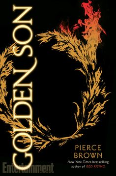 Golden Son (Red Rising Trilogy #2) by Pierce Brown | Expected publication: January 13th 2015 by Del Rey | www.pierce-brown.com | Science Fiction #Thriller #dystopian