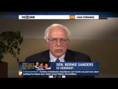 Sanders: 'I'm Prepared' to Run in 2016... i will admit that an open socialist would be better than what we have now..at least the voters would have known what they were getting into