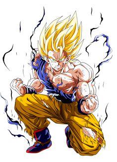 Súper Saiyan Goku