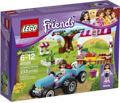 LEGO Friends 41026-1: Sunshine Harvest | Early 2014