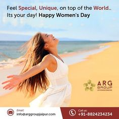 A beautiful #WOMAN draws strength from troubles, smiles during distress and grows stronger with prayers and hope. Wishing you a very Happy Woman's Day