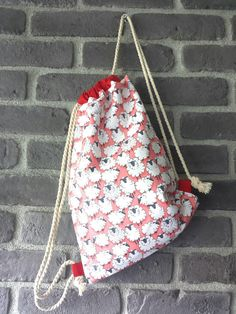 Check out this item in my Etsy shop https://www.etsy.com/uk/listing/597105014/handmade-kids-fabric-backpack-with-cute