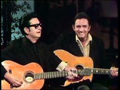 Roy Orbison & Johnny Cash - Pretty Woman 1967