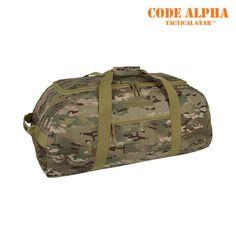 Mercury Luggage Convertible Duffle/Backpack, TAA - Multicam