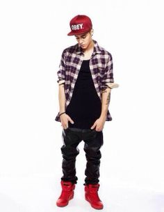 New unseen outtake of Justin shot by Nick Onken
