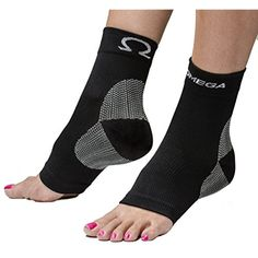 Compression Foot Sleeve - Plantar Fasciitis - Pain Relief From Swelling - Best Arch Support - (1 Pair for Men and Women) >>> You can find out more details at the link of the image. (This is an affiliate link) #SportsMedicine