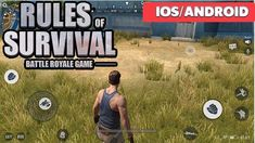 rules of survival no grass pc fix